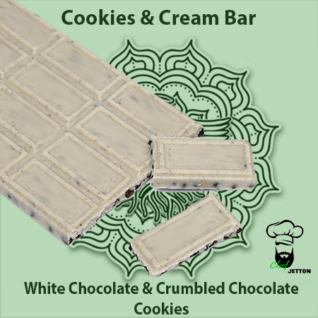 Cookies & Cream Bar