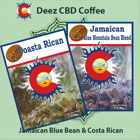 Deez CBD Coffee