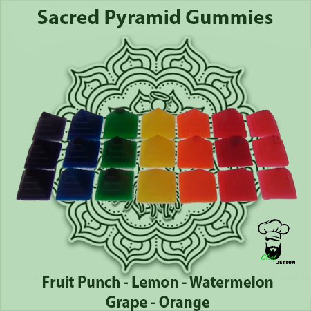 Sacred Pyramid Gummies
