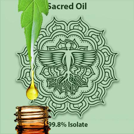 Sacred Oil